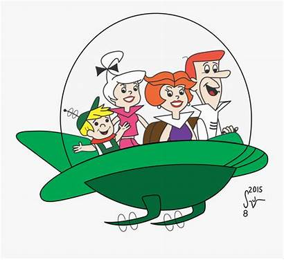 Jetsons Sequential Flight Journal Take Clipart Clipartkey