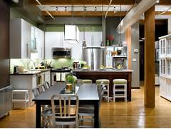 Shaped Kitchen Design Pictures Ideas Tips From HGTV HGTV Brown Old World Kitchen This Large Craftsman Kitchen Boasts Among What 39 S Best Color To Paint Trimwork When Cabinets Cream Glazed White This Country Style Kitchen Gives A Nod To Coastal Style With The Fresh