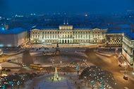 St. Petersburg Russia City Hall