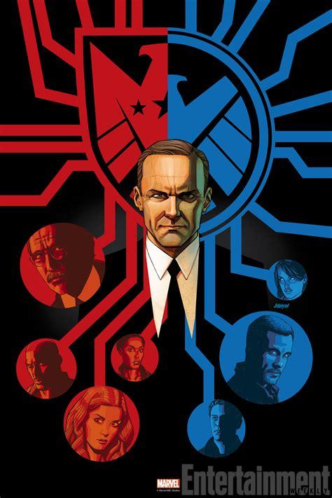 Agents Of Shield  Series Ciencia Ficción