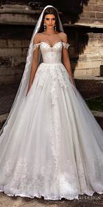 new arrival off the shoulder lace straps crystal design With wedding dress stores online