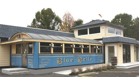 american diner möbel dinky s blue diner american traditional