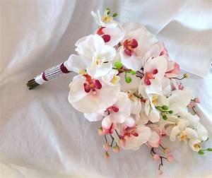 Orchidee Klebrige Tropfen : brautstrau orchidee hochzeit pinterest brautstr u e ~ Lizthompson.info Haus und Dekorationen