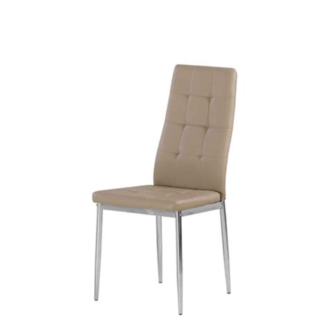 cheap leather dining chairs with chrome legs best uk