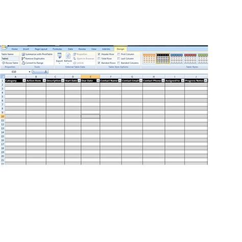 Item Tracker Template by How To Use Excel To Track Items Free Template Included