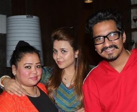 After raids, NCB questions comedienne Bharti Singh ...