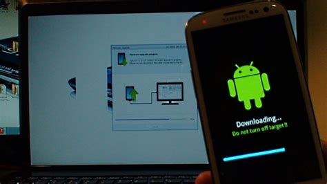 how to update samsung galaxy s3 note 10 1 note 2 firmware using kies youtube