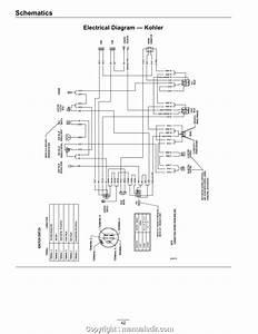 Best Wiring Diagram Exmark Lazer Z Schematics  Electrical