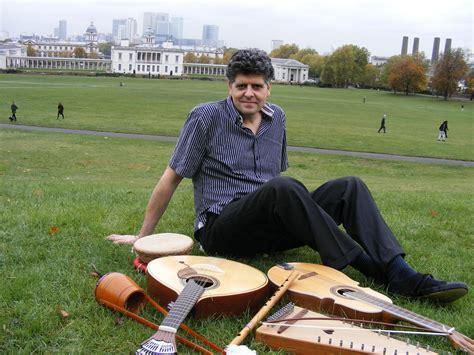 Site of British composer Simon Mckechnie