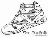 Shoe Coloring Pages Print sketch template