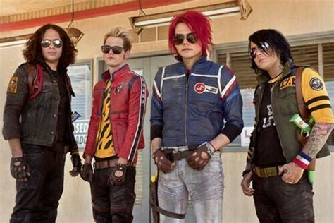 early killjoys  chemical romance amino