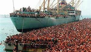 20th Anniversary Of The Arrival At Bari Italy Of 15000