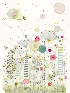 17 meilleures idees a propos de dessins de fille sur pinterest With affiche chambre bébé avec fleur lys blanc