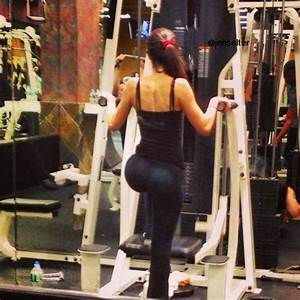 Jen Selter In Yoga Pants Is A Beautiful Sight  Gallery