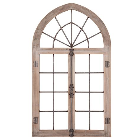 Beautiful walls make beautiful homes, and myntra brings you a stunning range of wall décor items to enhance. Patton Wall Decor Distressed Gray Arched Cathedral Window Frame Wall Décor - Walmart.com ...
