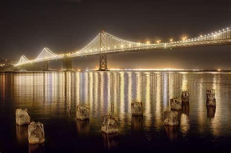bay bridge lights our digital mind bay bridge lights
