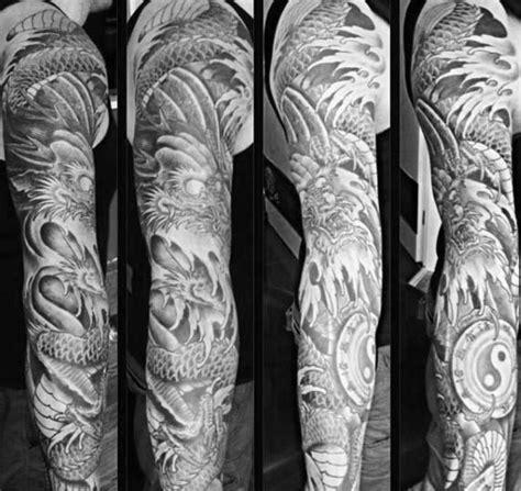 japanese dragon tattoo designs  men manly ink ideas