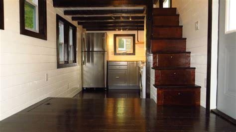 Double Loft Tiny Cottage on Wheels with Floor Storage