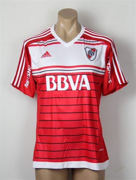 River Plate Jersey 2016/17 Away Red Soccer Shirt | Soccer777