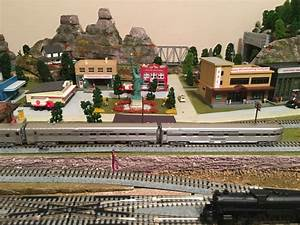 Dave U0026 39 S N Scale Layout