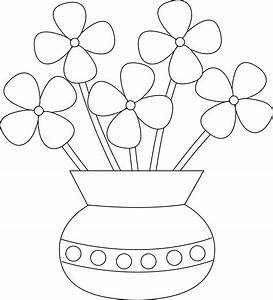 50 New Flower Vase Drawing - Home Idea