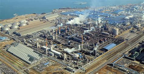 Hyundai Steel Company by Hyundai Steel Says No Plans For 4th Furnace At Dangjin Plant