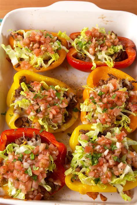 healthy mexican food recipes delishcom