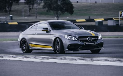 Mercedes Amg by 2016 Mercedes Amg C63 S Coupe Review Track Test Photos