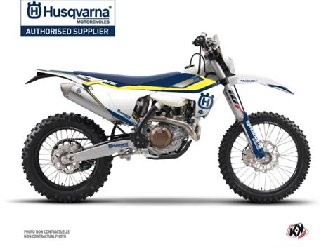 Husqvarna Fe 250 Image by Husqvarna 250 Fe Dirt Bike Legend Graphic Kit Blue