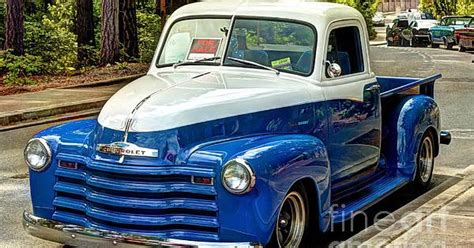 1951 Chevy Truck, University Place And