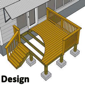 deck footings