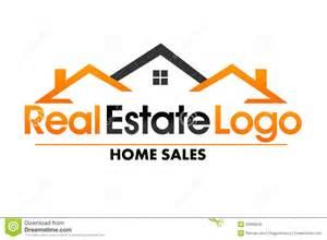 Real Estate House Logo Clip Art