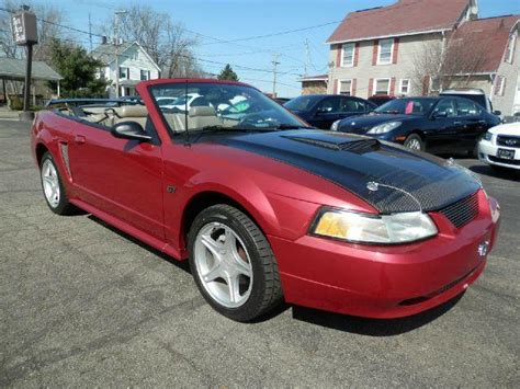 ford mustang gt dr convertible  louisville