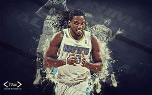 Kenneth Faried Nuggets 2014 1680×1050 Wallpaper ...
