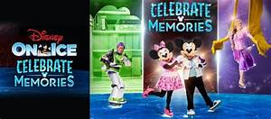 Budweiser Event Center Seating Chart Disney On Ice Celebrate Memories Tickets 2nd April