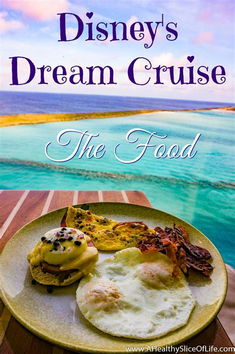 disney s dream cruise food review a healthy slice of life