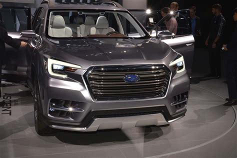 Novita Subaru 2019 by 2019 Subaru Ascent Price Engine Specs News Interior