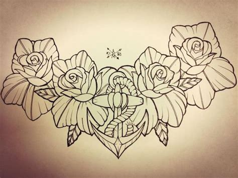Tattoo Rose Zeichnen Tattoo Art