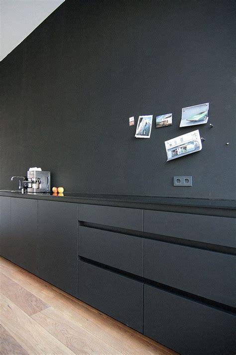cuisine noir mat paint part a high number my 39 s house