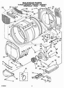 Kenmore Stackable Washer Dryer Parts Diagram