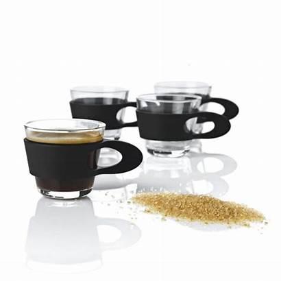 Espresso Stelton Szklanki Easy Fide Uchwyty