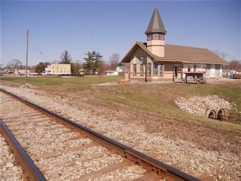 forrest depot fairbury illinois attractions