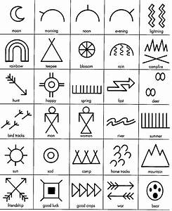 Native American Indian -- symbols on Pinterest | Native ...