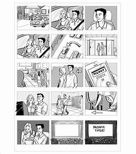 70 storyboard templates free word pdf ppt documents With interactive storyboard template
