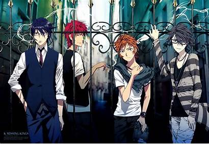 Anime Kings Missing Project Mikoto Yata Fushimi