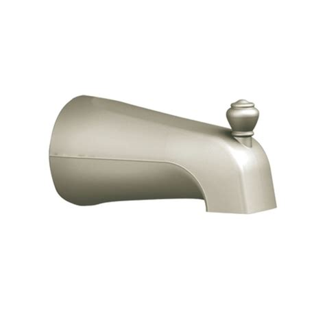 Moen Monticello Tub Faucet Brushed Nickel by Faucet 3809bn In Brushed Nickel By Moen