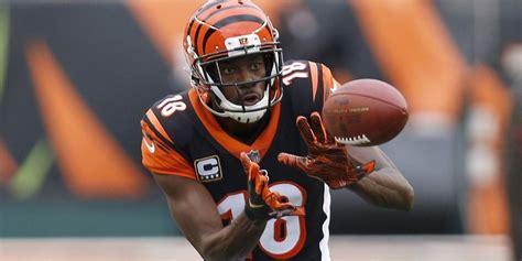 Cincinnati Bengals WR A.J. Green eyes return in Week 10