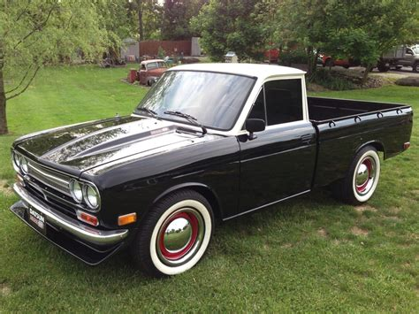 Datsun Trucks by Datsun Ratrod Cars And Bikes Nissan Trucks