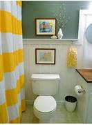 Bathroom Decorations by Yellow Bathroom Decor Ideas Pictures Tips From HGTV HGTV