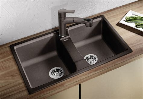 Black Kitchen Sink Faucet by Top 15 Black Kitchen Sink Designs Mostbeautifulthings